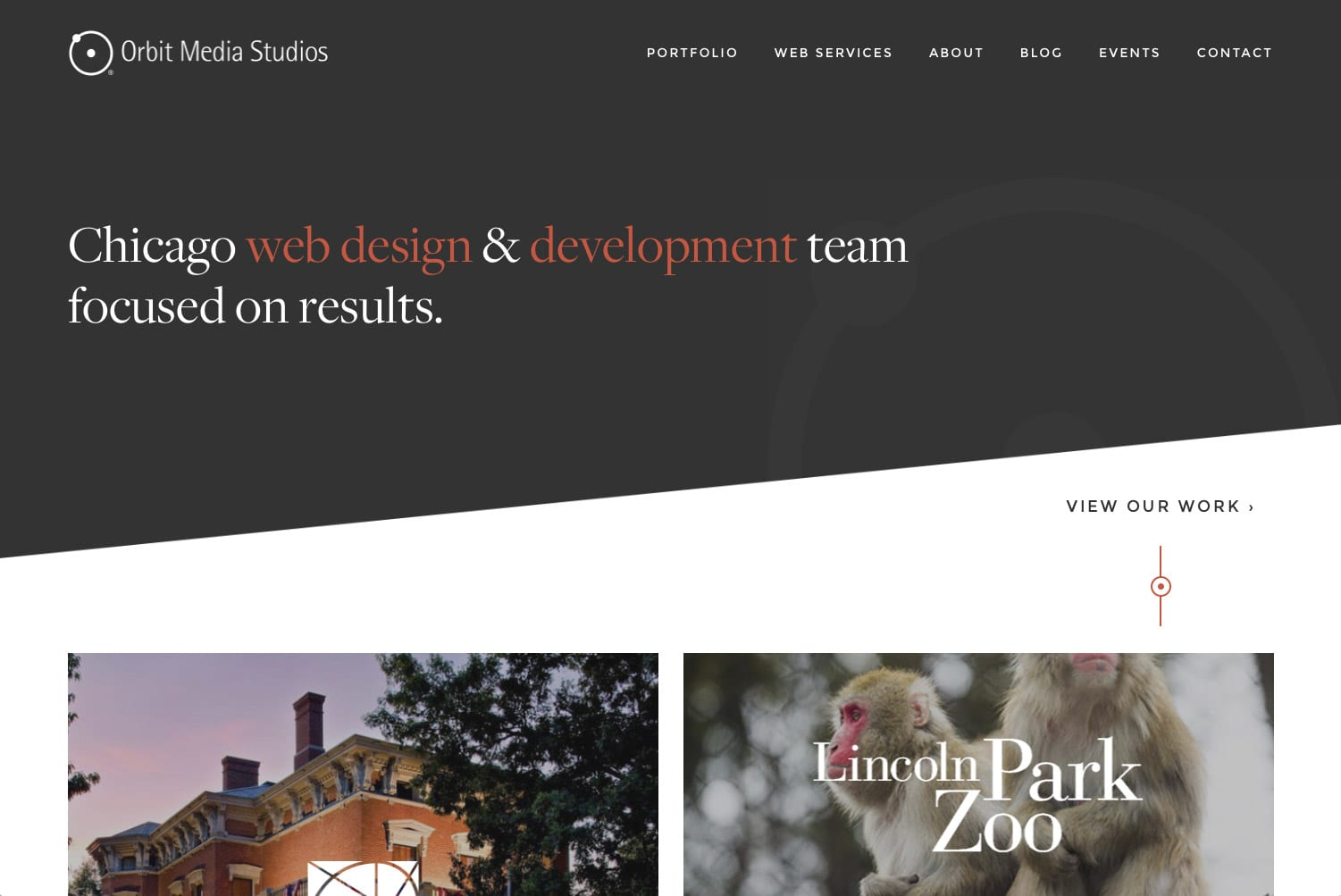 Web Design and Development Chicago | Orbit Media