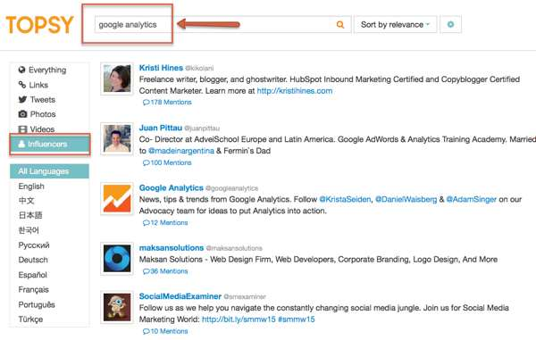 topsy-google-analytics