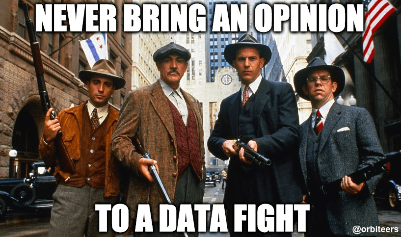 data fight