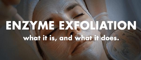 enzyme-exfoliation