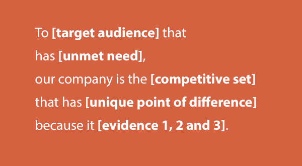 Content Marketing Mission Statement Examples