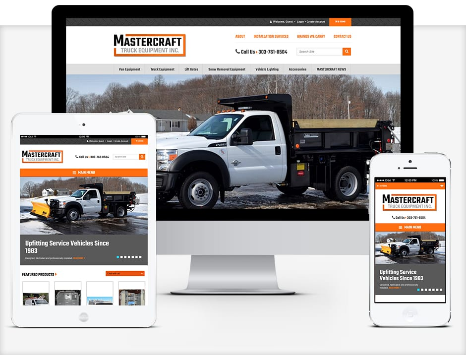 Mastercraft Truck