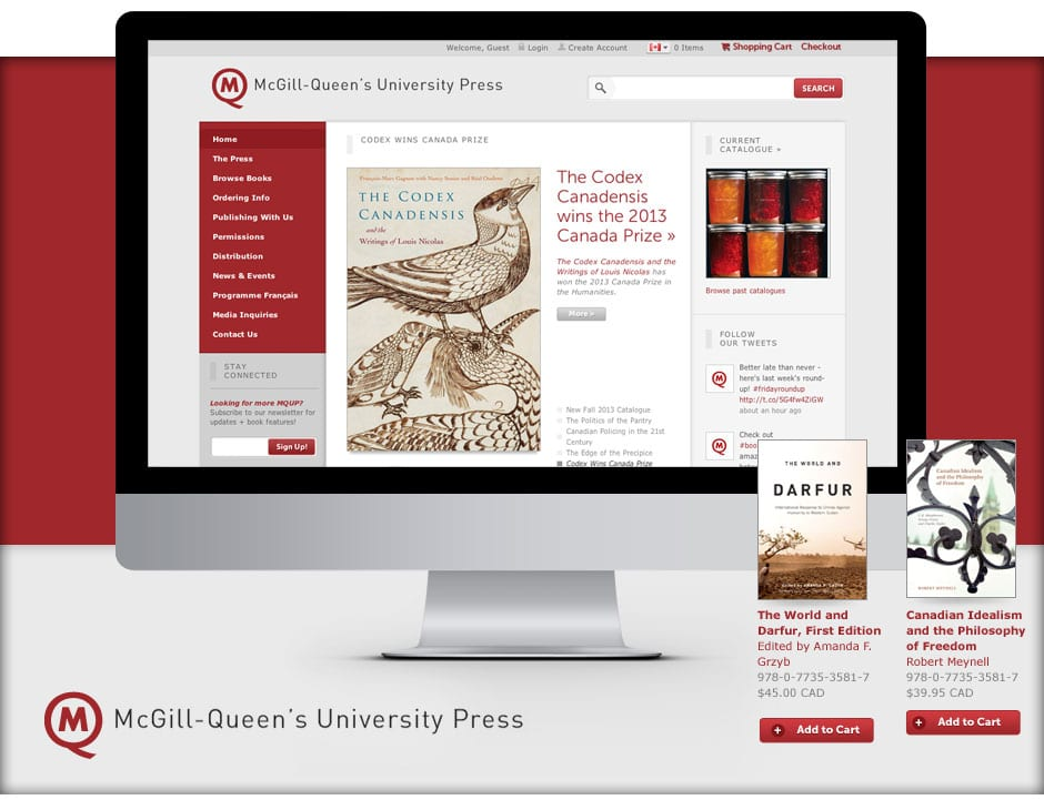 McGill Queen's University Press