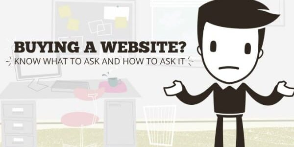 Before Buying a Website, Take These 5 Steps