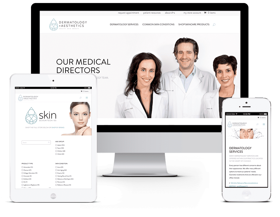 Dermatology + Aesthetics