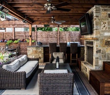 Chicago Roof Deck + Garden