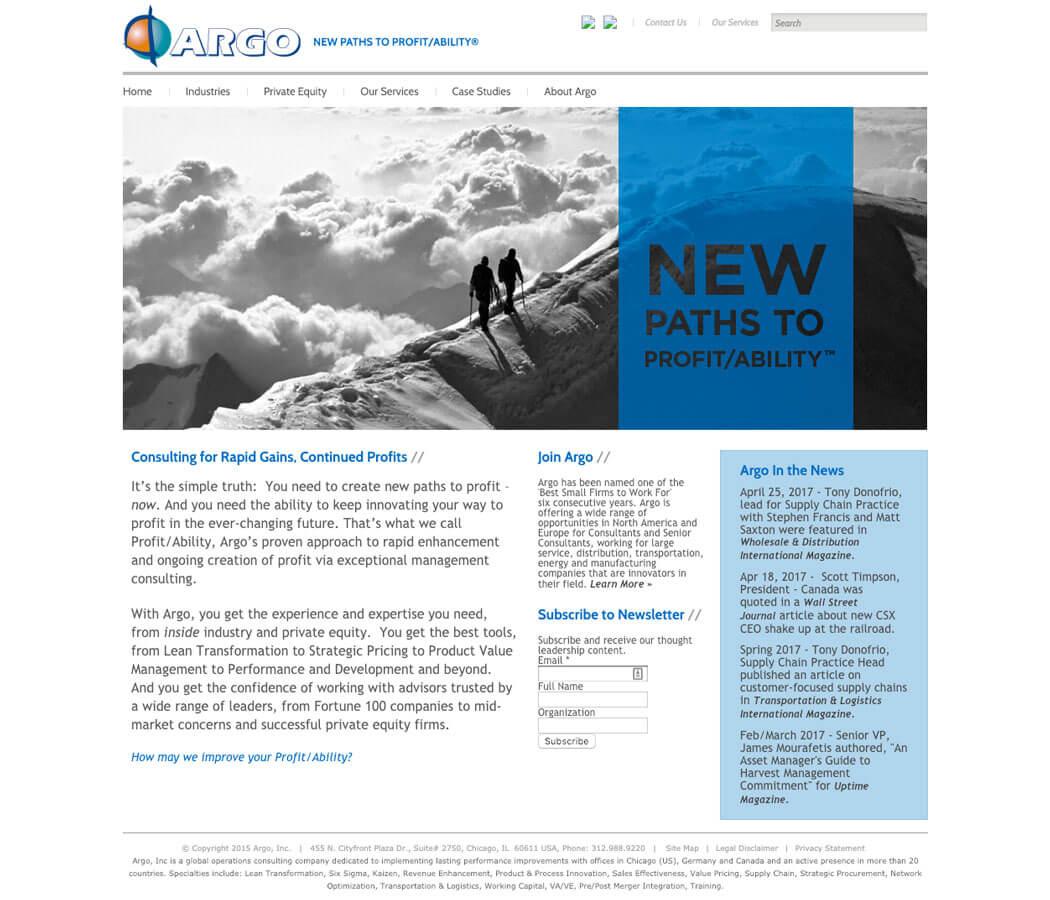 Argo Consulting | Orbit Media Studios