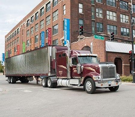 Budreck Truck Lines Inc.