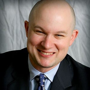 About the speaker: Matt Heinz