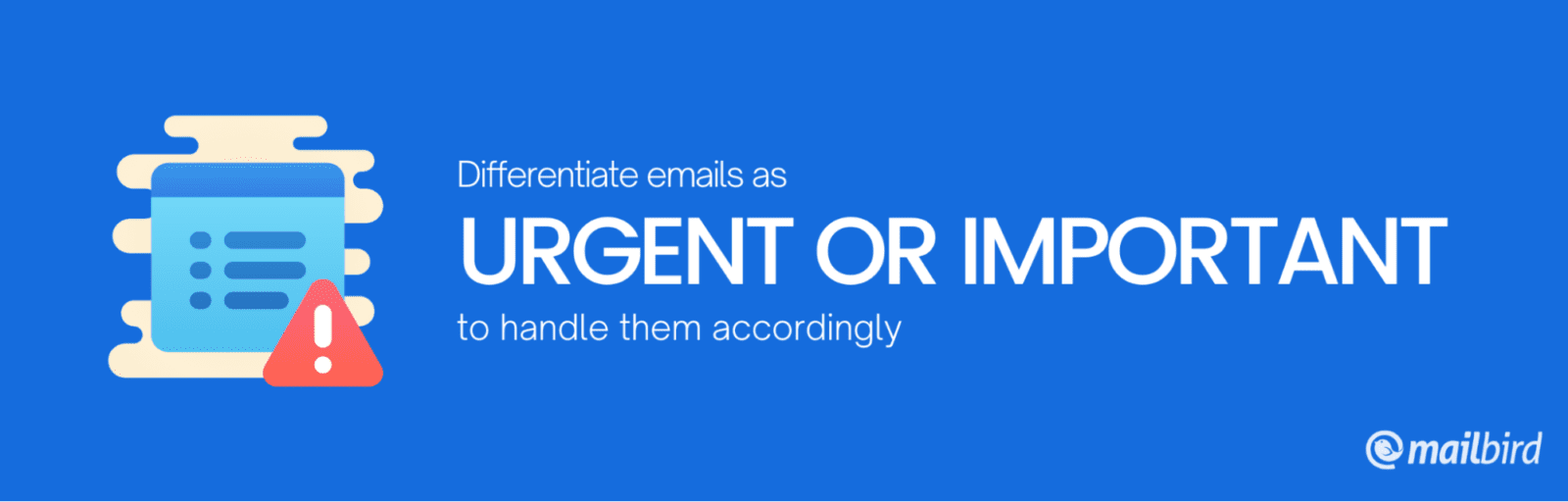 prioritize important emails