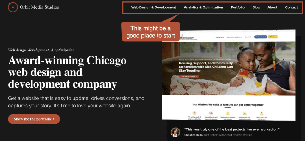 emove non-pages from your website content export